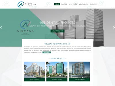 real estate website designing